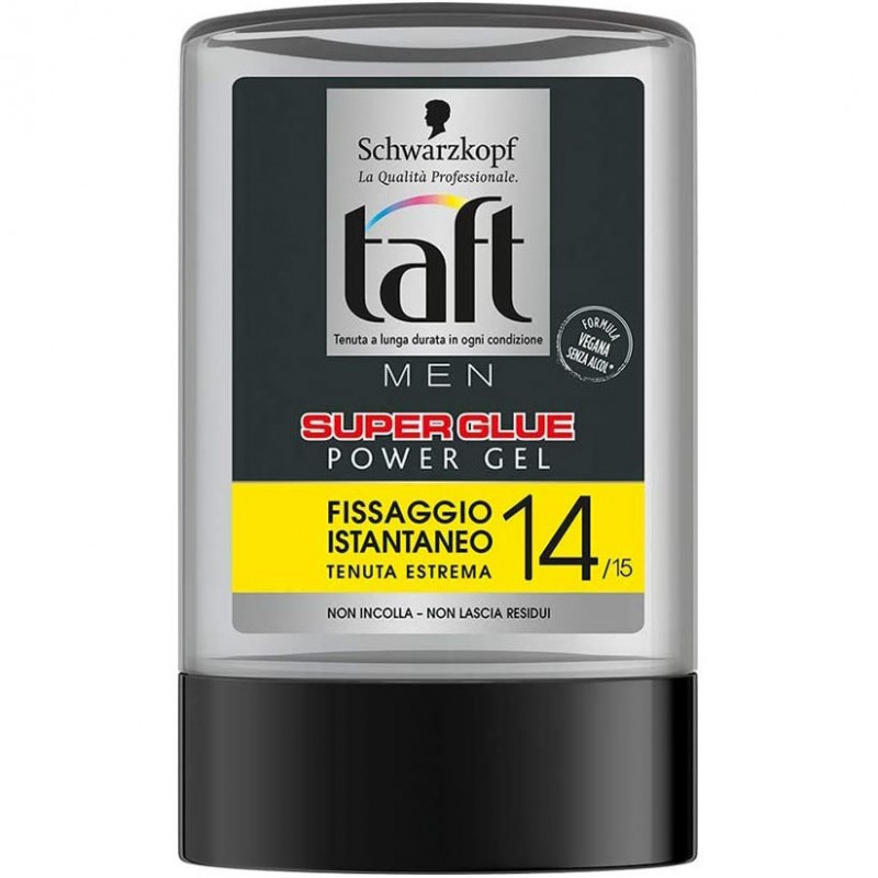 Schwarzkopf - Power Gel Super Glue TAFT 300Ml - Men
