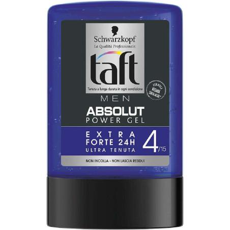 Schwarzkopf - Power Gel Extra Forte Absolut TAFT 300Ml - Men
