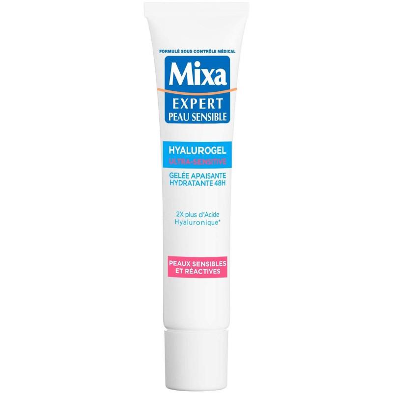 MIXA - Gelée Apaisante Hydratante Ultra-Sensitive HYALUROGEL - 40Ml