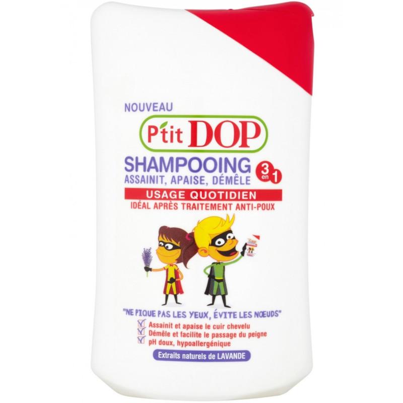 P'tit Dop - Shampoing 3 en 1 Anti-poux - 250ml