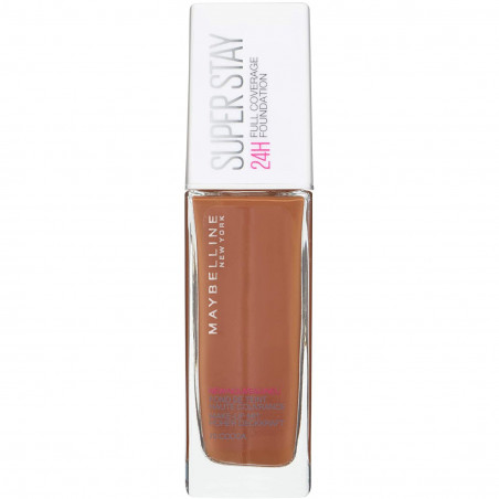 Maybelline New York - Fond De Teint Haute Couvrance SUPERSTAY 24h - 70 Cocoa
