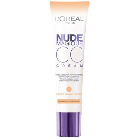 L'Oréal Paris - CC crème NUDE MAGIQUE 30ml - Effet Bonne Mine