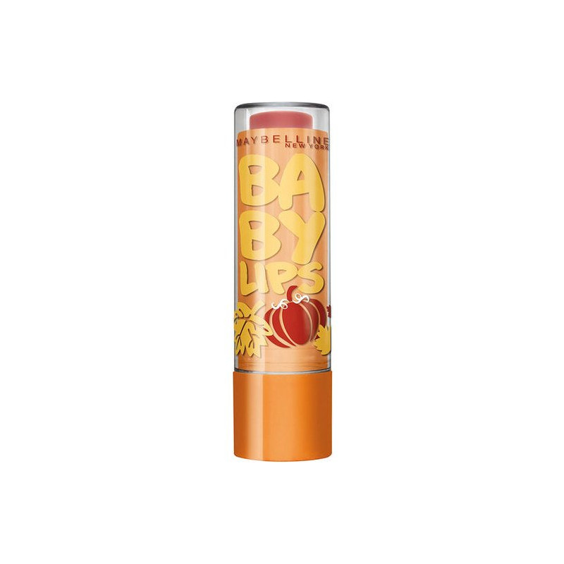 Maybelline New York - Baume à Lèvres Baby Lips HOLIDAY SPICE - 22 Pumpkin Spice