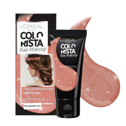 L'Oréal Paris - Coloration Éphémère COLORISTA HAIR MAKE-UP - CopperGoldHair