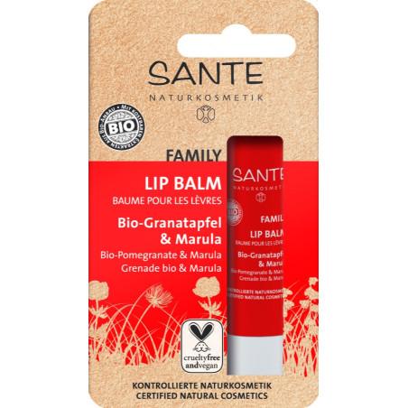 Sante - Baume à Lèvres à la Grenade et au Marula