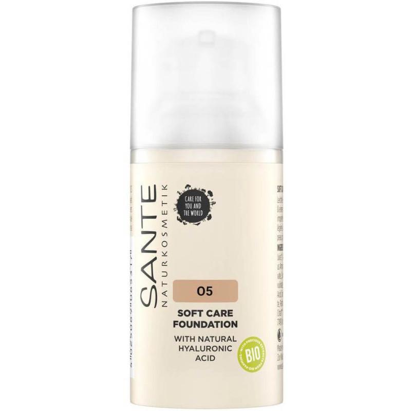 Sante - Fond de Teint Crème SOFT CARE 30ml - 05 Cool Beige