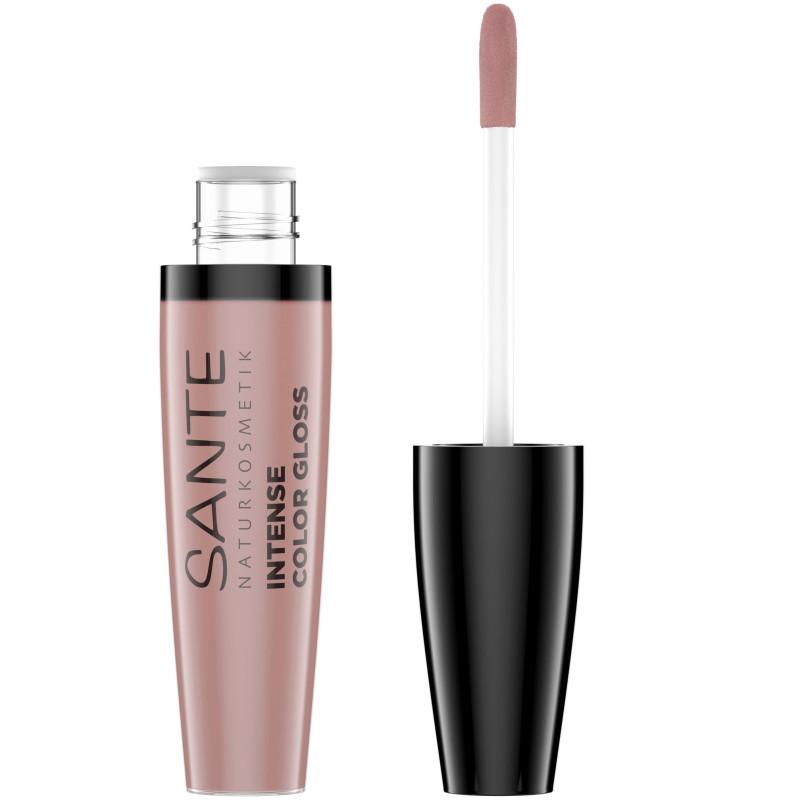 Sante - Gloss à Lèvres INTENSE COLOR BIO - 01 Style-Me-Nude