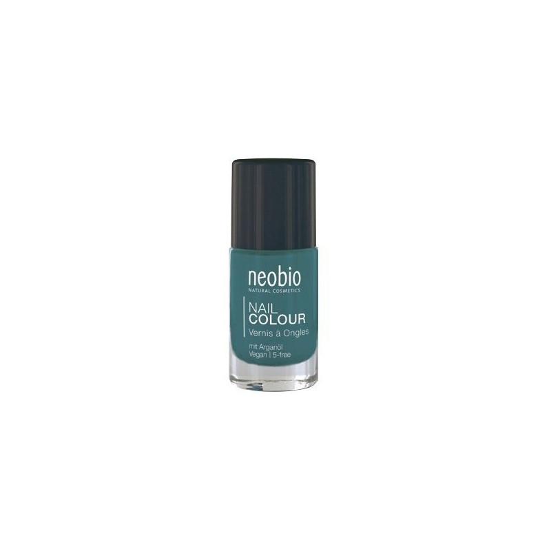 Neobio - Vernis à Ongles - 09 Turquoise Précieuse