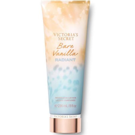 Victoria's Secret - Lait Pour Le Corps Et Les Mains En Édition Limitée -  Bare Vanilla Radiant