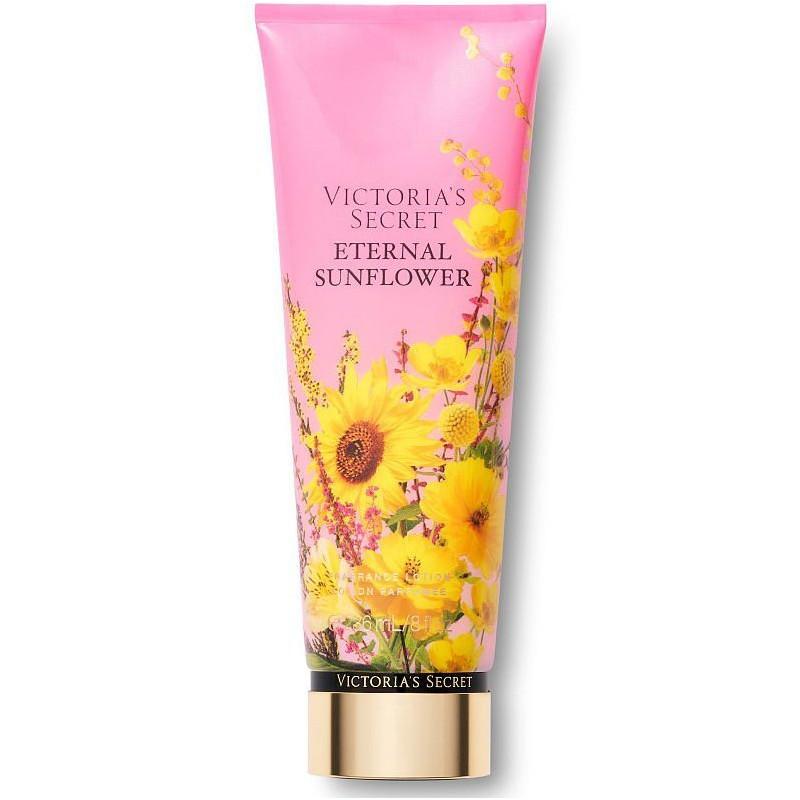 Victoria's Secret - Lait Pour Le Corps Et Les Mains En Édition Limitée -  Eternal Sunflower