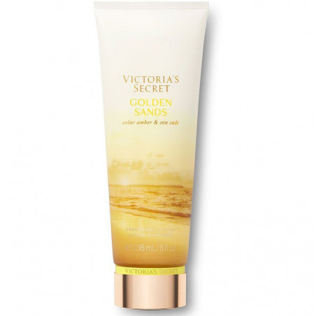 Victoria's Secret - Lait Pour Le Corps Et Les Mains En Édition Limitée - Golden Sands
