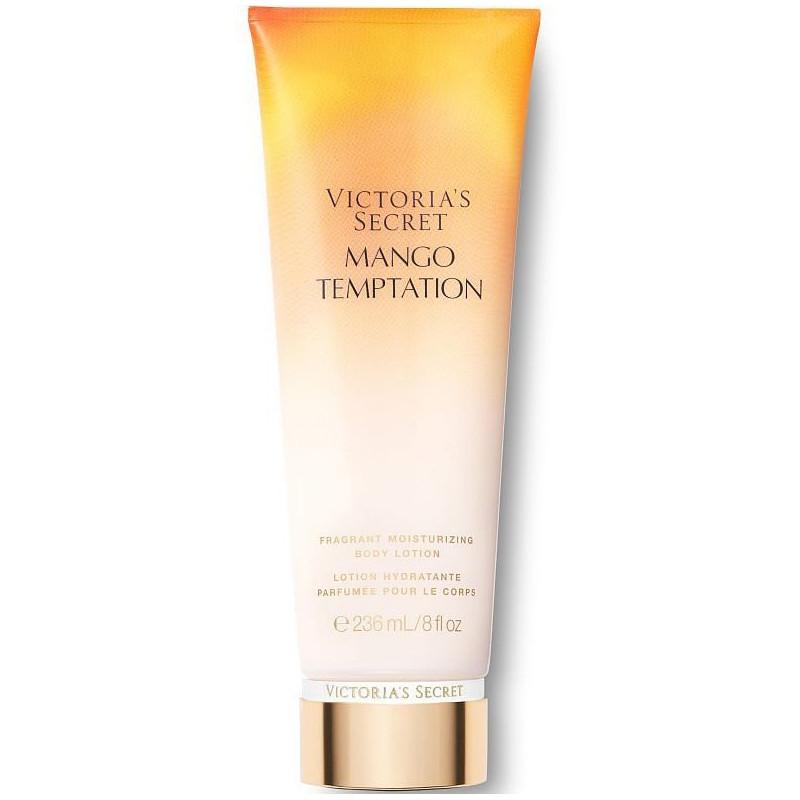 Victoria's Secret - Lait Pour Le Corps Et Les Mains En Édition Limitée -  Mango Temptation