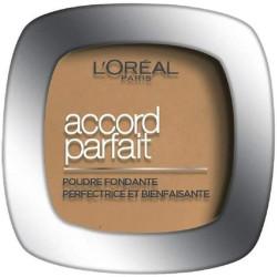 L'Oréal Paris - Poudre ACCORD PARFAIT - 9.N Foncé Neutre