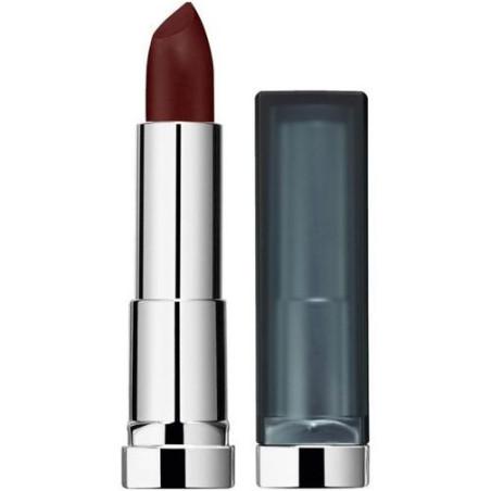 Maybelline New York - Rouge à lèvres COLOR SENSATIONAL - 978 Burgundy Blush