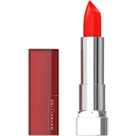 Maybelline New York - Rouge à lèvres COLOR SENSATIONAL - 344 Coral Rise