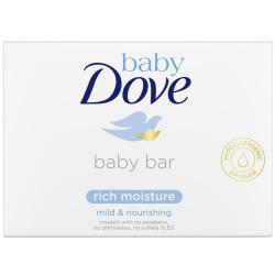 Dove - Savon Rich Moisture BABY BAR