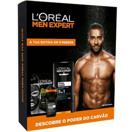 L'Oréal Paris - Coffret Carbone MEN EXPERT
