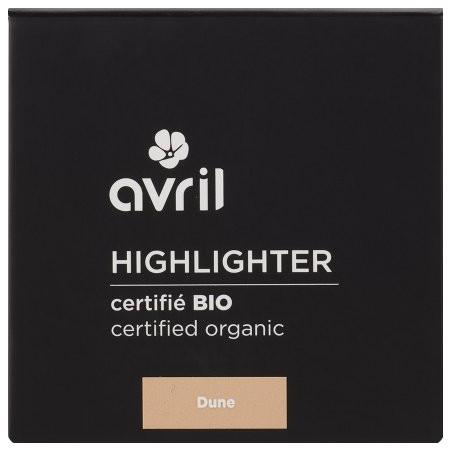 Avril - Highlighter Dune Certifié Bio