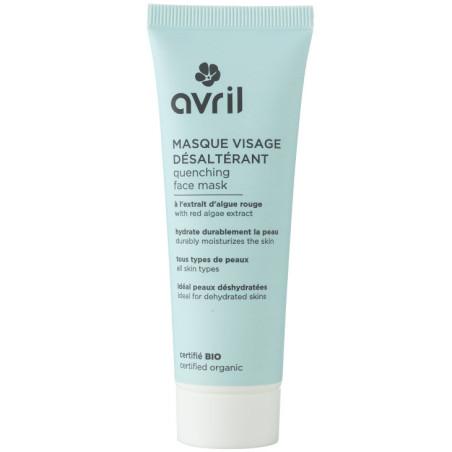 Avril - Masque Visage Désaltérant 50ml - Certifié Bio