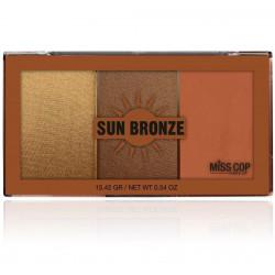 Miss Cop - Illuminateur et Poudre Bronzante - Sun Bronze
