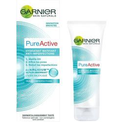 Garnier - Hydratant Matifiant Anti-Imperfections PURE ACTIVE - 50Ml