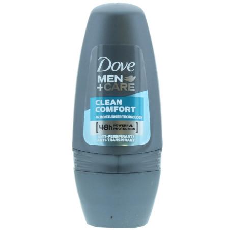 Dove - Déodorant Anti-Transpirant MEN+CARE Clean Comfort 50ml