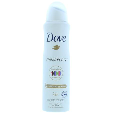 Dove - Déodorant Anti-Transpirant Spray - Invisible Dray 150ml