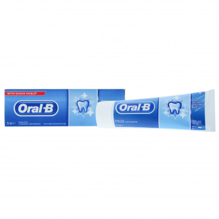 Oral-B - Dentifrice Enfants Junior 6 ans + 75ml