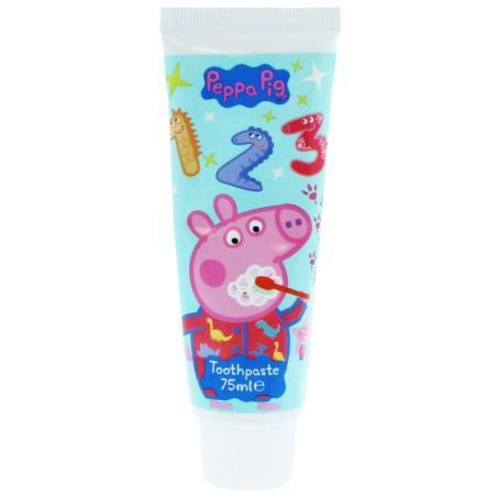 Peppa Pig - Dentifrice à la Fraise 75ml