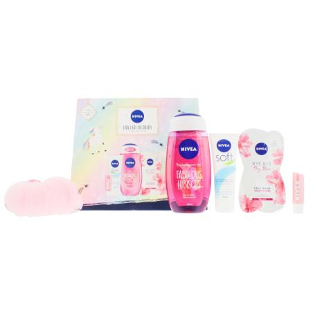 Nivea - Coffret Cadeau - UNICORN MOMENTS Super Soft Skin