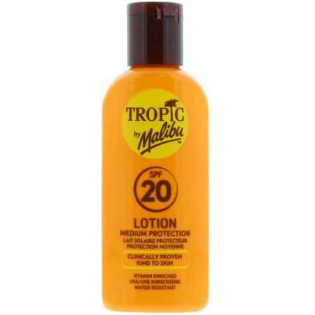 Malibu - Lotion SPF20 - Tropic By Malibu 100ml
