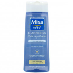 Mixa - Shampooing Très Apaisant au Bleuet BÉBÉ - 250 ml