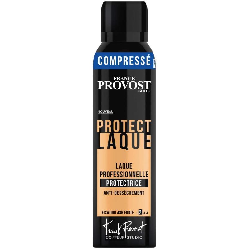 Franck Provost - Laque Protectrice Fixation 48H Forte 150ml - Anti-Dessèchement