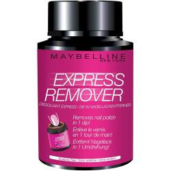 Maybelline New York - Dissolvant EXPRESS REMOVER - 75ml