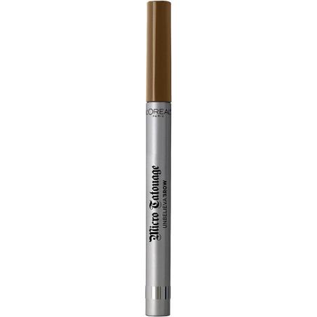 L'Oréal Paris - Feutre à Sourcils Micro-Précision MICRO TATOUAGE - 104 Châtin