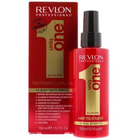 Revlon - Soins Sans Rinçage - All In One UNIQ ONE - Original 150ml