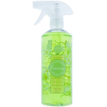 Fabulosa - Spray Anti-Bactérien 500ml - Vanilla & Change
