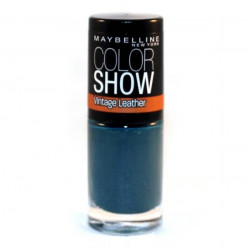 Maybelline New York - Vernis COLORSHOW - 207 Turquoise temptation