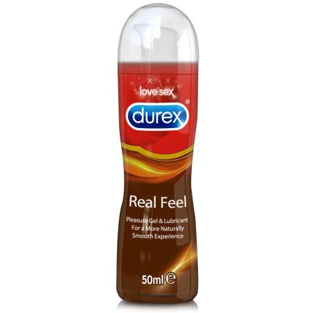 Durex - Gel Lubrifiant Play - Real Feel 50ml