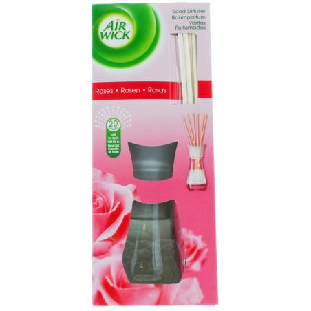 Air Wick - Bouquet Parfumé - Roses 25ml