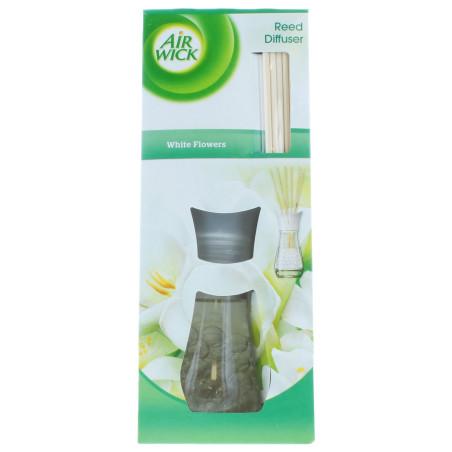 Air Wick - Bouquet Parfumé - Fleurs Blanches 25ml