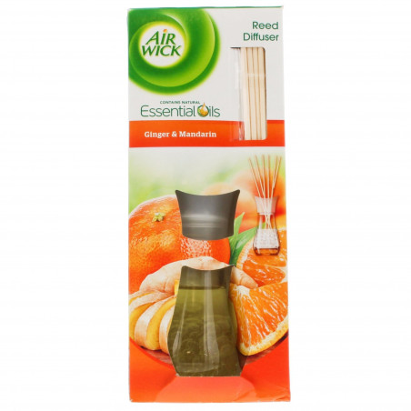Air Wick - Bouquet Parfumé - Gingembre & Mandarine  25ml