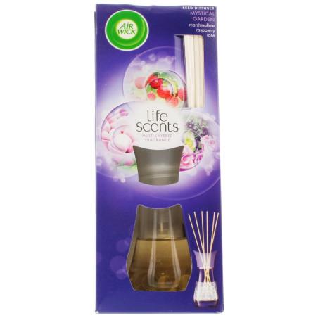 Air Wick - Bouquet Parfumé - Jardin Mystique 25ml