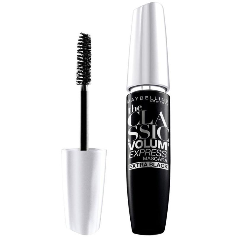Maybelline New York - Mascara CLASSIC VOLUM' EXPRESS - Extra Noir