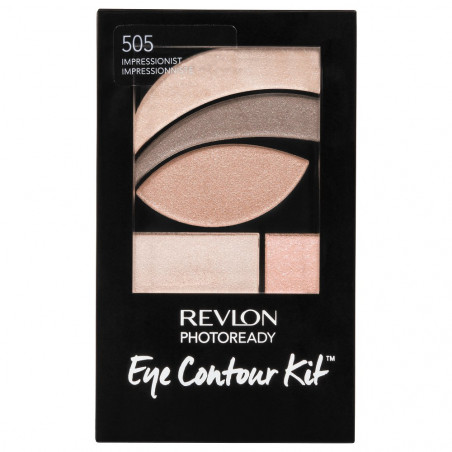 Revlon - Palette Ombres à Paupières & Primer PHOTOREADY  - Impressionniste 505