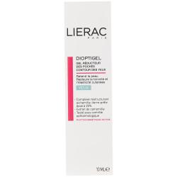 Lierac - Gel Réducteur De Poches Contour Des Yeux DIOPTIGEL - 10 ml