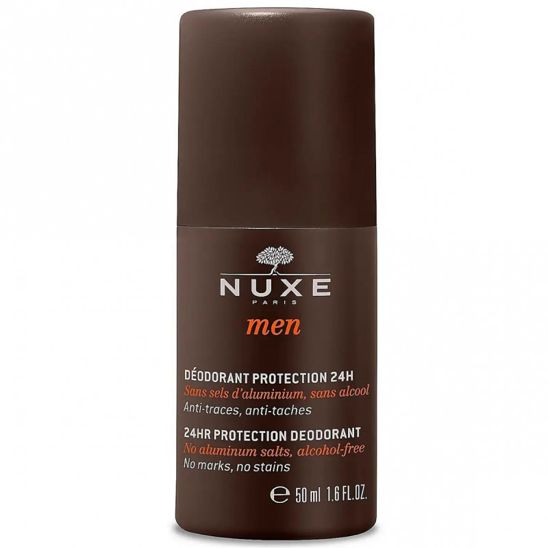 Nuxe - Déodorant Protection 24h MEN - 50 ml