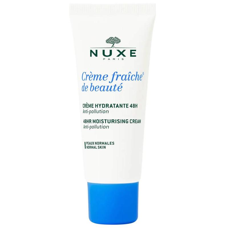 Nuxe - Crème Fraîche de Beauté Hydratante - Anti-pollution 30ml