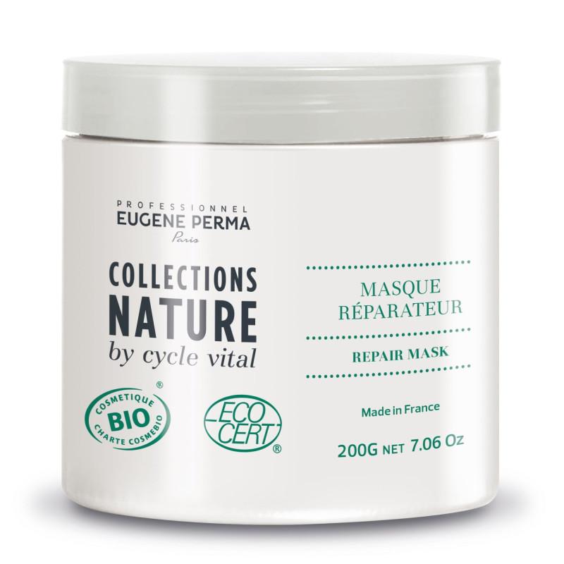 Eugène Perma - Masque Réparateur Bio COLLECTIONS NATURE - 200ml