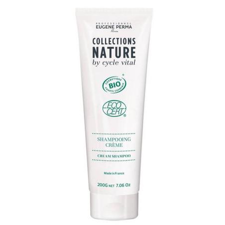 Eugène Perma - Shampoing Crème Certifié Bio COLLECTIONS NATURE - 50ml